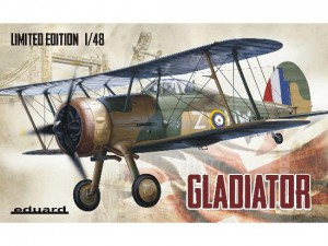 Eduard 1145 1/48 Gladiator