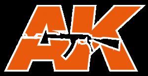 AK Acrylic Paints