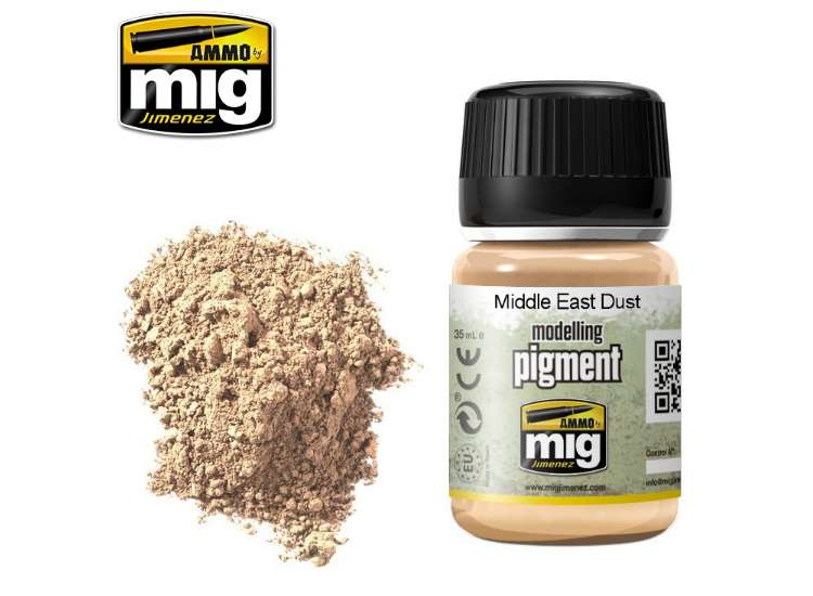 Pigments - Middle East Dust