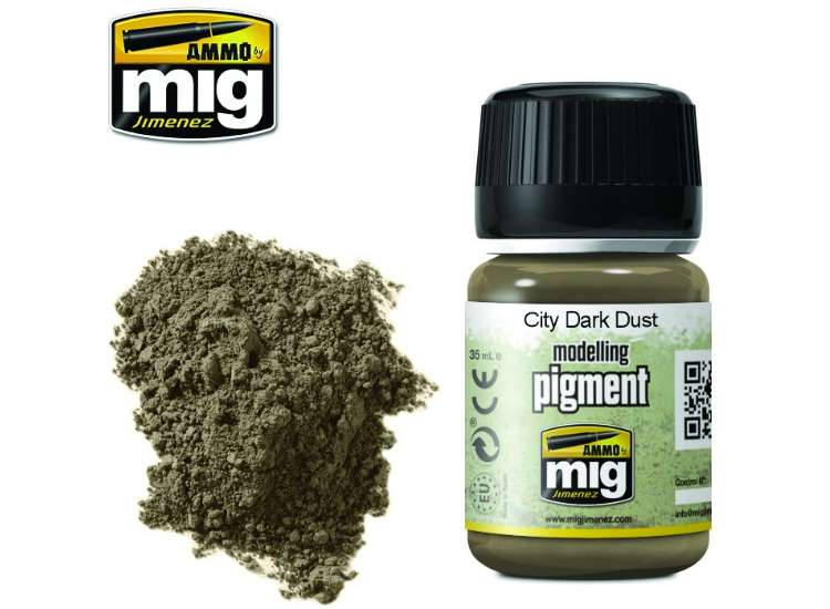 Pigments - City Dark Dust