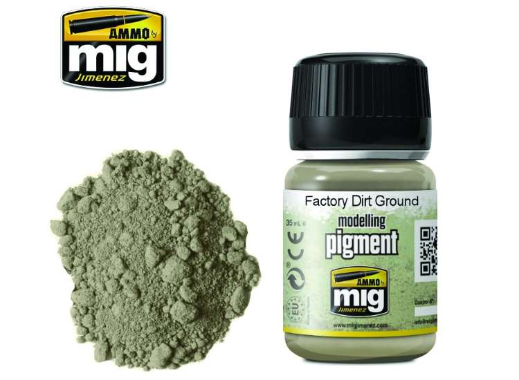 Pigments - Factory Dirt Ground
