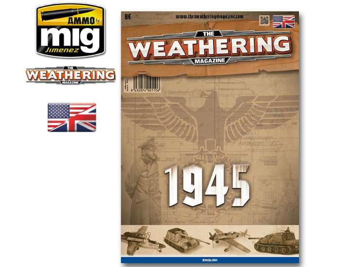 Ammo Mig The Weathering Magazine No 11 - 1945
