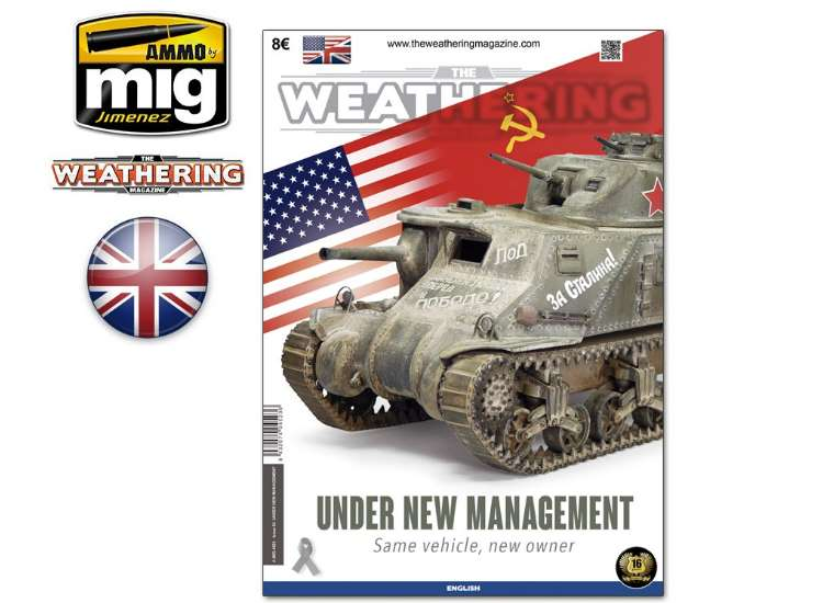 Ammo Mig - 4523 The Weathering Magazine No 24 - Under New Management