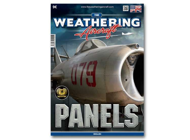 Ammo Mig - 5201 Weathering Aircraft Guide 1 - Panels