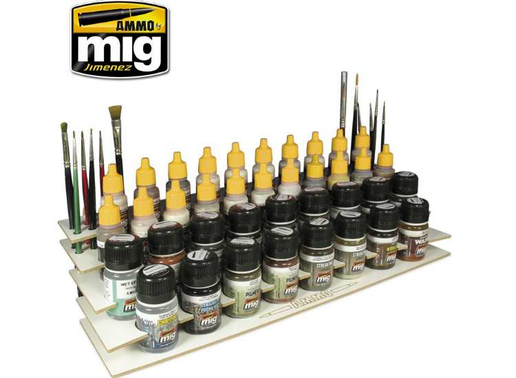 Ammo Mig - 8001 Workbench Organiser / Storage Unit