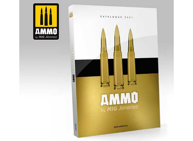 Ammo Mig - 8300 2020 Catalogue of Products