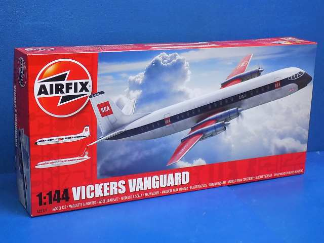 Airfix 1/144 03171 Vickers Vanguard