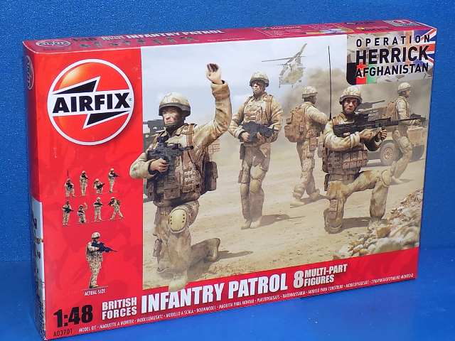 Airfix Operation Herrick British Troops (8)