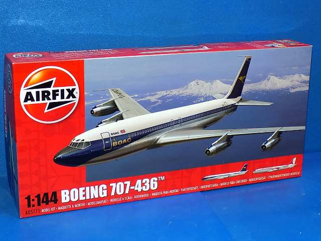 Plastic Model Kits - Shipped Next Day from the UK  - Airliners