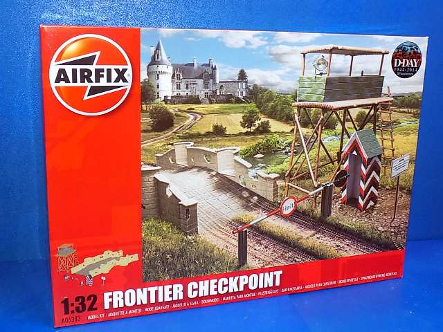 Airfix 1/32 06383 Frontier Checkpoint