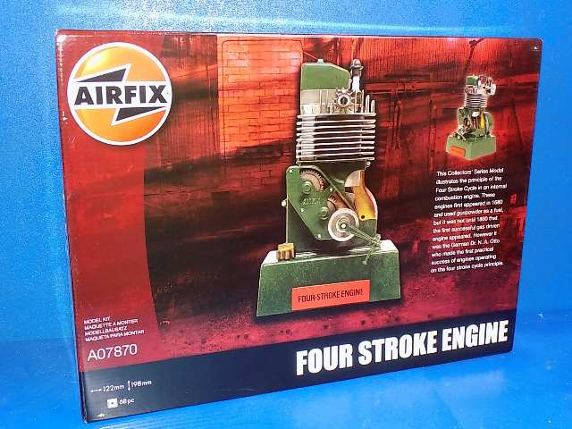 Airfix 198mm 07870 Four-Stroke Engine - *Limited Stock At This Price*