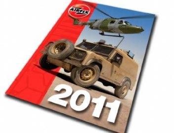 Airfix na CAT2011 Airfix Catalogue 2011