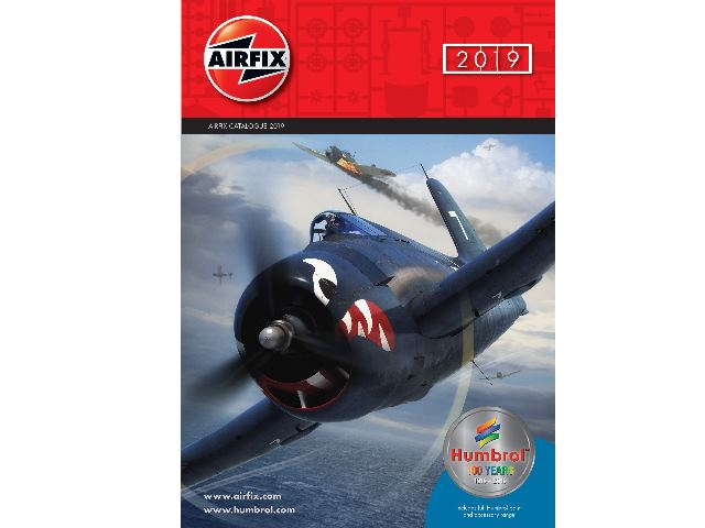 Airfix 2019 Kit Catalogue