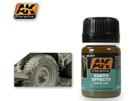 AK Interactive 35ml 00017 Earth Effects
