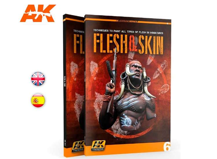 Flesh and Skin How to Paint Guide