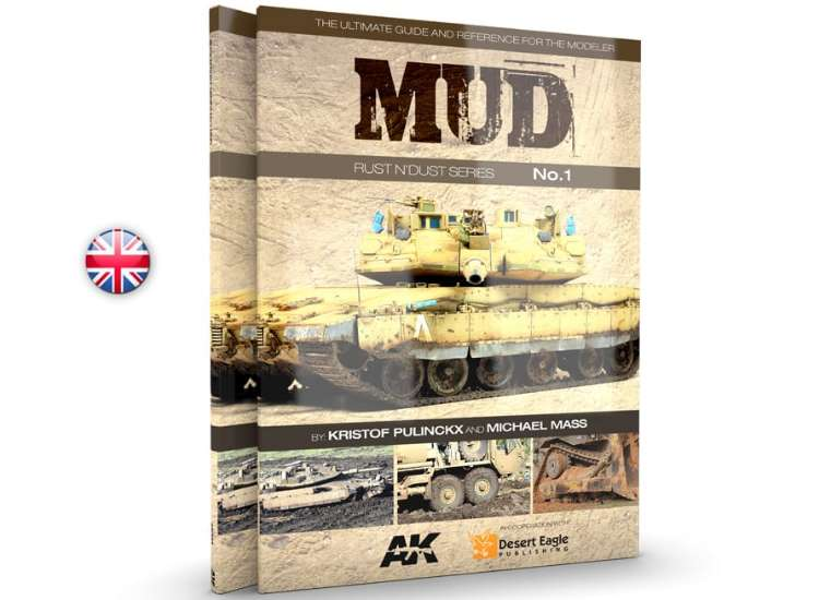 AK Interactive MUD (Rust and Dust Series Vol 1) 00253