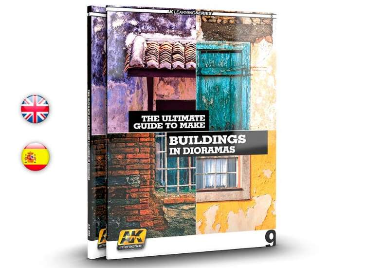 AK Interactive Learning Guide 9 - Buildings in Dioramas 00256