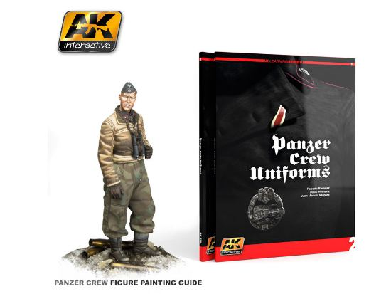 Panzer Crew Uniforms Painting Guide / How To