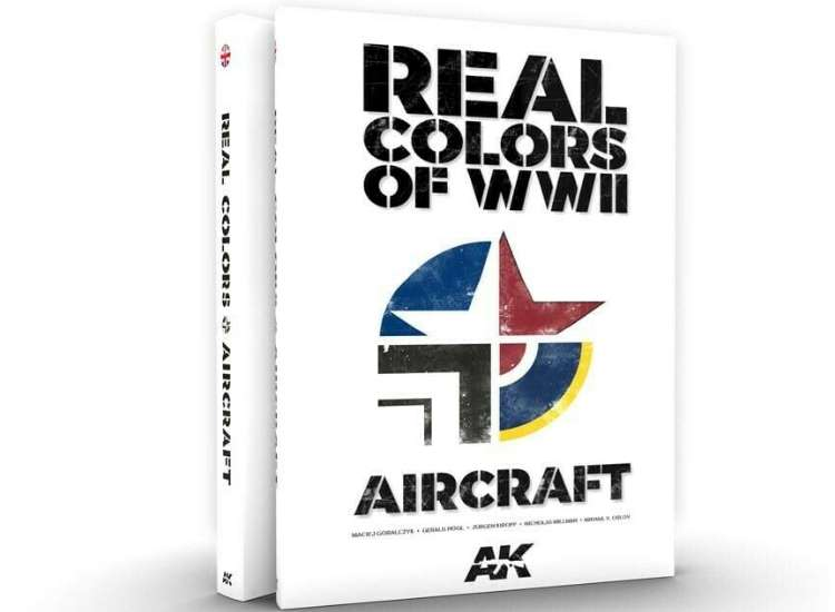AK Interactive Real Colours of WWII Aircraft 00290
