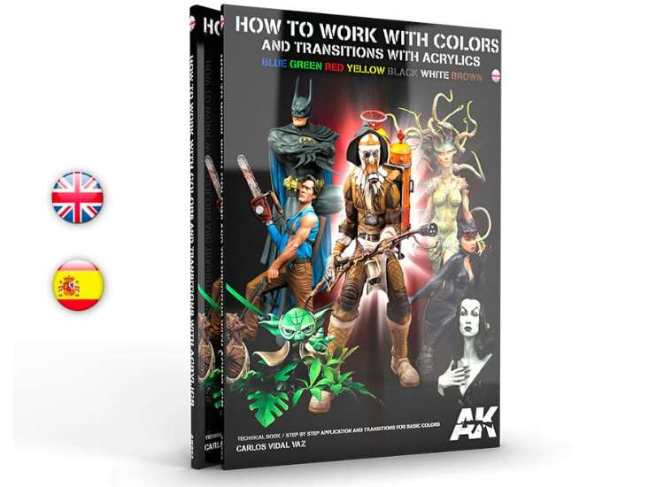 AK Interactive How to work with Colors and Transitions 00293