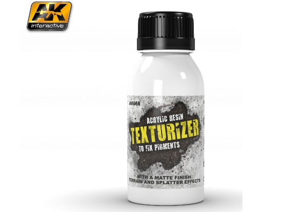 AK Interactive 100ml 00665 Texturizer Acrylic Resin