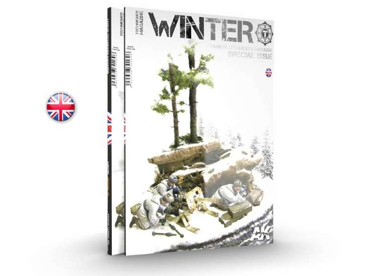 AK Interactive Tanker - Winter Techniques Special 01 04842