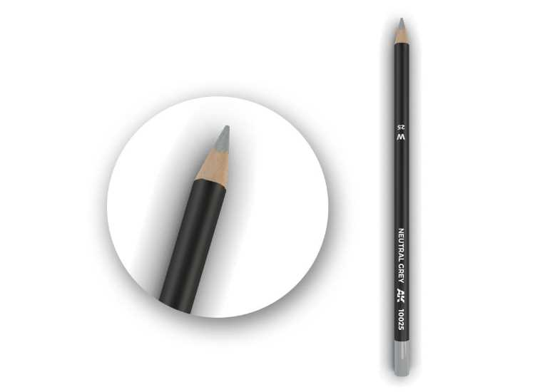 Watercolor Pencil Neutral Grey