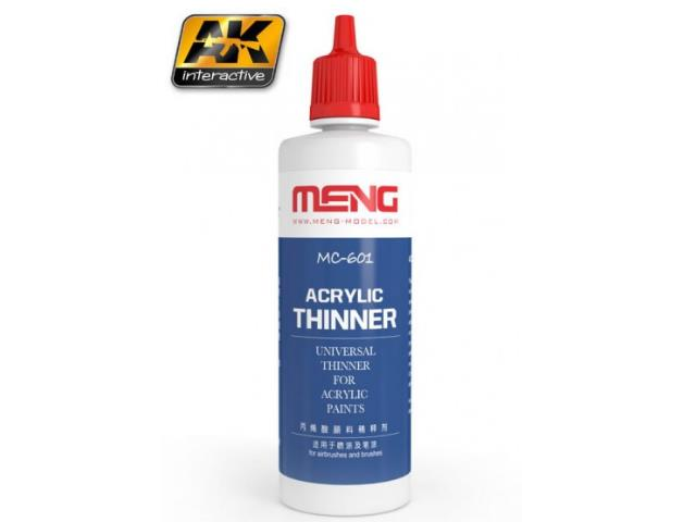 AK Interactive 100ml MC601 Acrylic Thinner