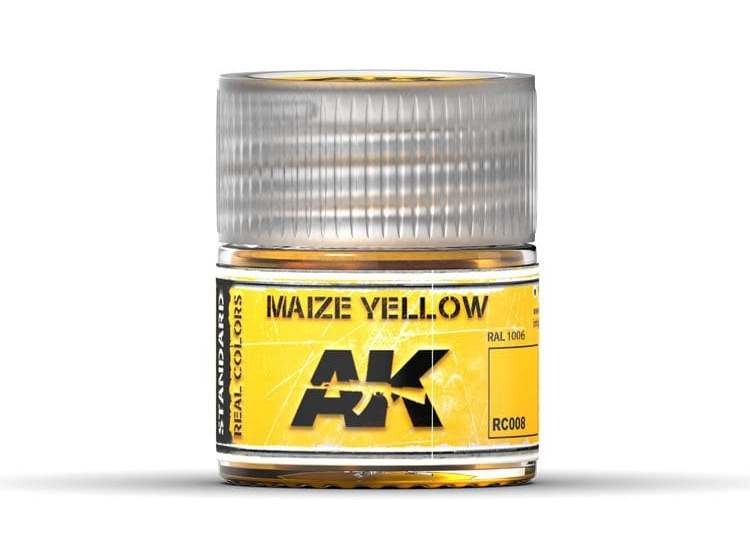 Real Colors - Maize Yellow