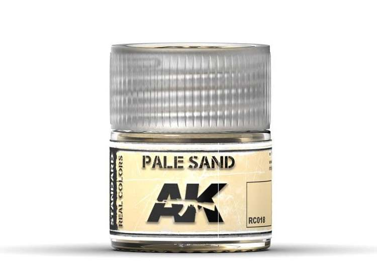 Real Colors - Pale Sand