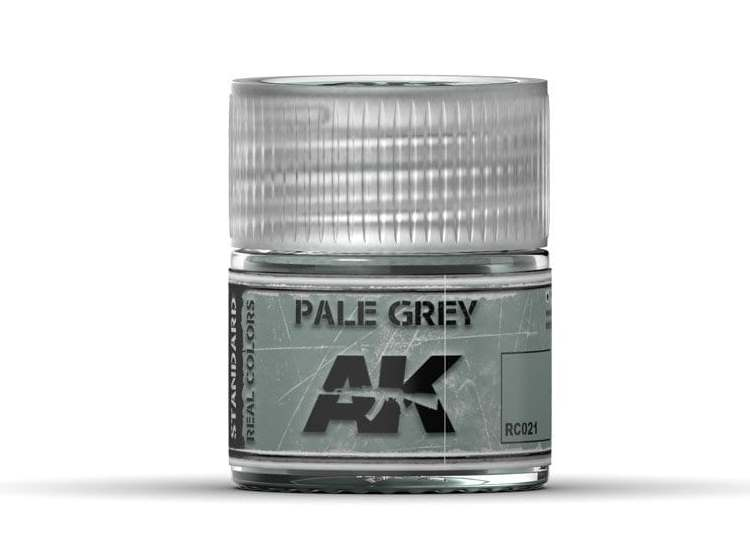 Real Colors - Pale Grey