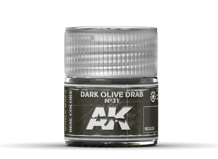Real Colors - Dark Olive Drab Nº31