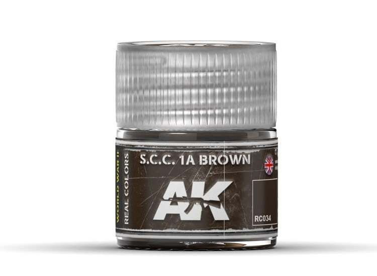 Real Colors - S.C.C. 1A Brown