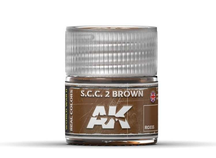 Real Colors - S.C.C. 2 Brown