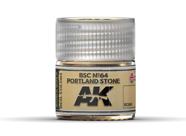 Real Colors - BSC Nº64 Portland Stone