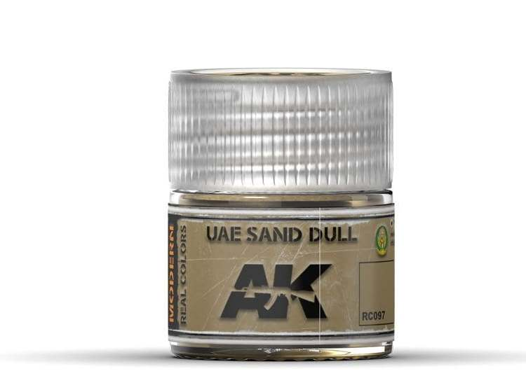 Real Colors - UAE Sand Dull