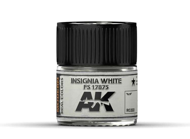 Real Colors - Insignia White FS 17875