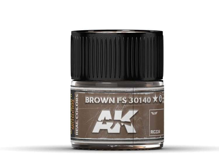 Real Colors - Brown FS 30140