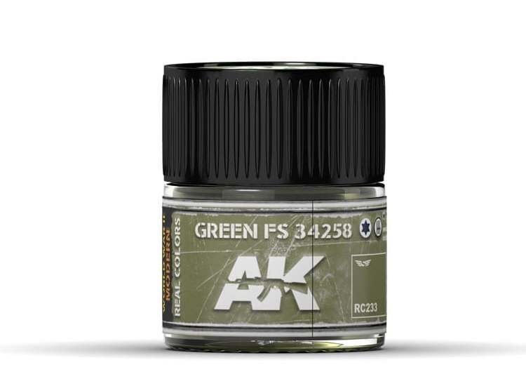 Real Colors - Green FS 34258