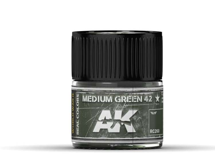Real Colors - Medium Green 42