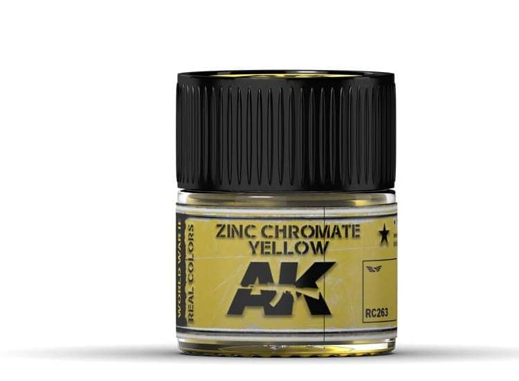 Real Colors - Zinc Chromate Yellow