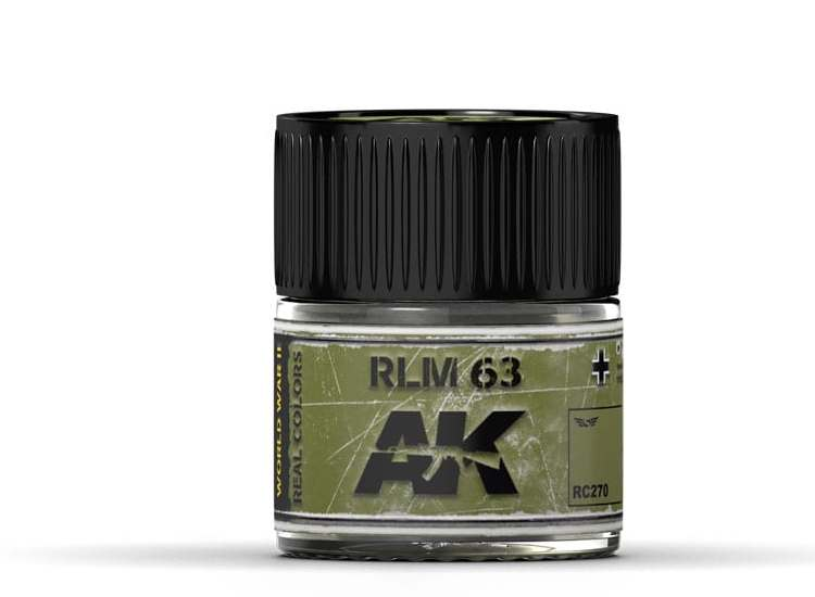 Real Colors - RLM 63
