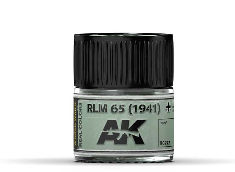 Real Colors - RLM 65 (1941)