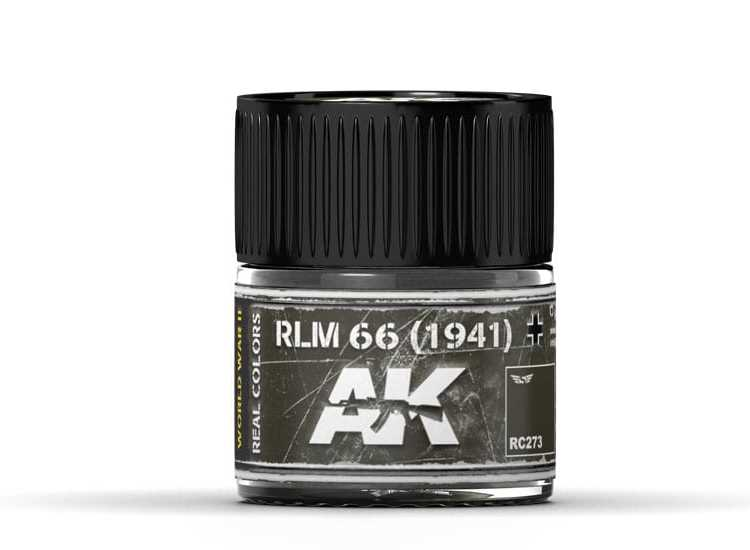 Real Colors - RLM 66