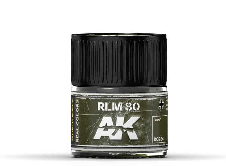 Real Colors - RLM 80