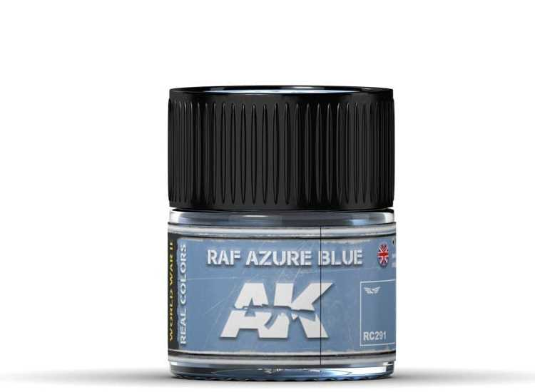 Real Colors - RAF Azure Blue