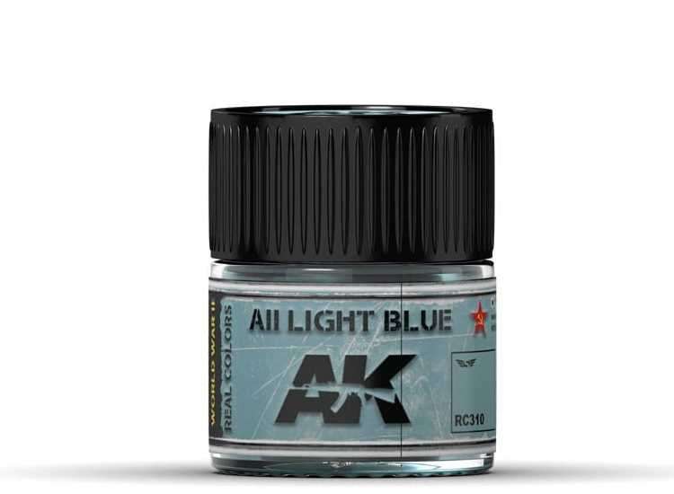Real Colors - AII Light Blue