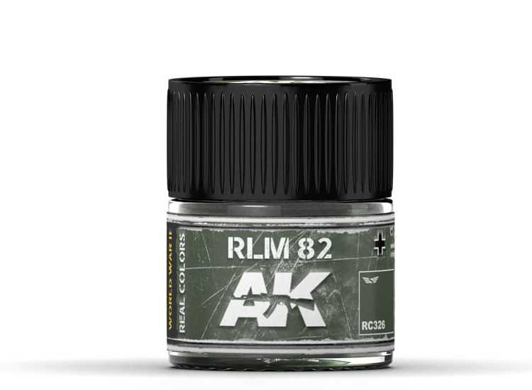 Real Colors - RLM 82