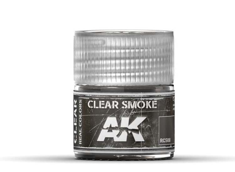 Real Colors - Clear Smoke