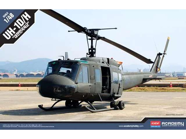UH-1D/H Army ROK Helicopter